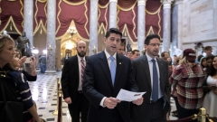 Конгресът прокара първия голям законопроект при Тръмп