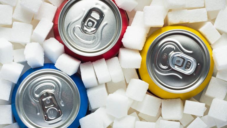 Търсенето на захар намалява за първи път от четири десетилетия