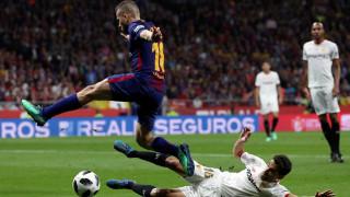 Жорди Алба: Дано Реал загуби на финала от Ливърпул