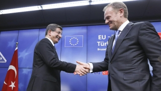Турция постигна всичко в Брюксел, ЕС обяви края на нелегалната миграция