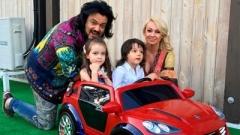 Филип Киркоров направи пищно парти за рождения ден на сина си