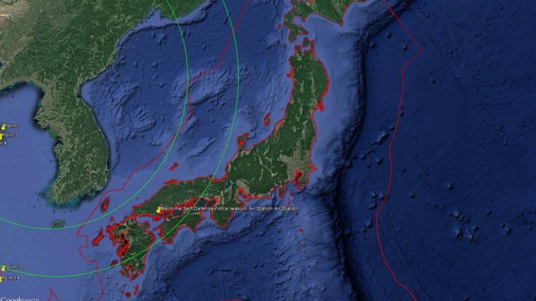 САЩ обмислят военна реакция след поредния ракетен опит на КНДР
