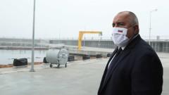 """Борисов във Варна припомня обещанието си да дострои АМ """"Хемус"""""""