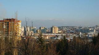 Срути се жилищен блок в Перник