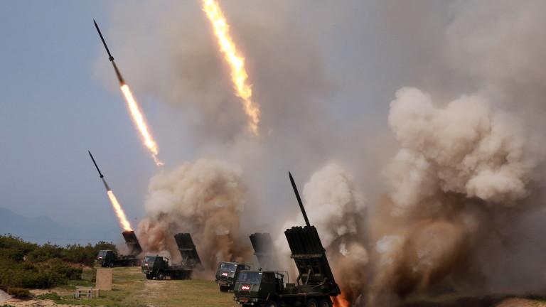 КНДР се очаква да засили ракетните изпитания за натиск върху САЩ
