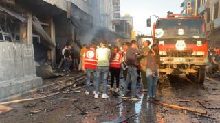Най-малко петима цивилни загинаха при обстрел на болница в Сирия