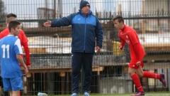 Тодоров с двама помощници в Левски, застава за трети път на треньорския пост в клуба