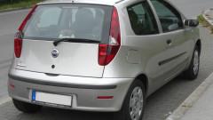 Fiat прекрати производството на знаменитото Punto