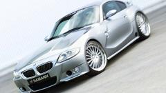 HAMANN тунингова BMW Z4 M Coupe
