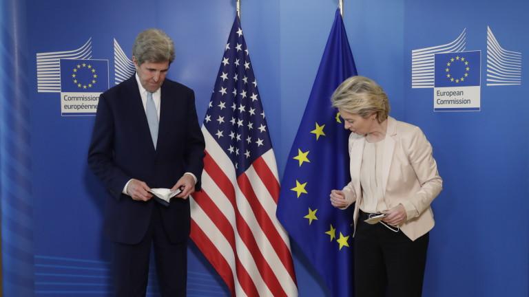 САЩ обясни на ЕС да не очаква скоро доставки на американски AstraZeneca