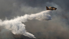 Гръцкият външен министър моли Русия за самолети за борба с пожарите
