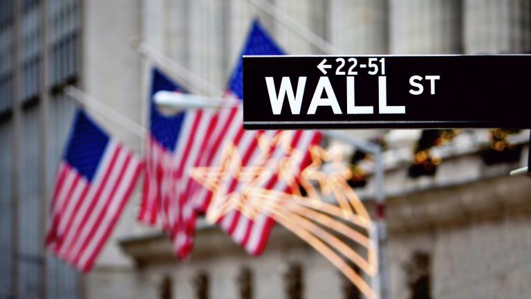 Уолстрийт чупи рекорди. Спадът на безработицата в САЩ повиши доверието на инвеститорите