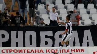 Кметът на Бургас въвежда сух режим заради феновете на Ботев и Локо (Пд)