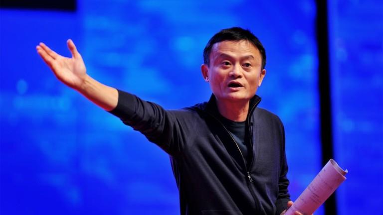 Съоснователят на Alibaba Джак Ма трябва да разработят собствени технологии