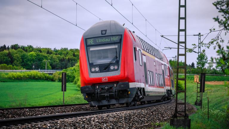 Германските железници се нуждаят от €3 милиарда