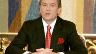 Юшченко нарече сънародниците си европейци