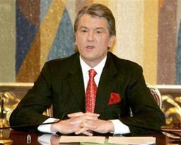 Украйна да побърза за членство в НАТО, поиска Юшченко