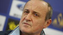 Делио Роси забива на пейката звездите на Левски