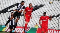 Локомотив (Пловдив) победи Царско село в мач с пет гола, Алмейда дебютира с гол