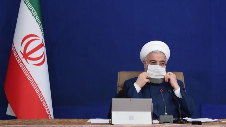 Президентът на Иран Хасан Рохани предупреди, че обиждането на пророка