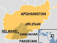 Намерени са телата на 45 убити цивилни в Афганистан