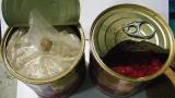 """Хероин за 18 млн. лв. в кутии от доматено пюре откриха митничари на """"Лесово"""""""