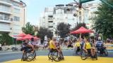 Благотворителен баскетболен турнир събира средства за специализиран бус за отбори на колички