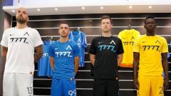 Символиката в новите екипи на Левски