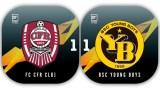 ЧФР Клуж и Йънг Бойс съвсем заплетоха групата на ЦСКА в Лига Европа