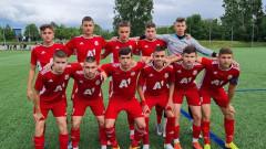 ЦСКА U16 разби Ботев (Пловдив) и е на финал за Купата на БФС!