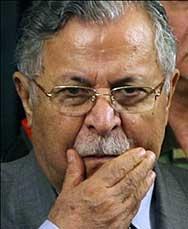 Иракският президент е на посещение в Кайро