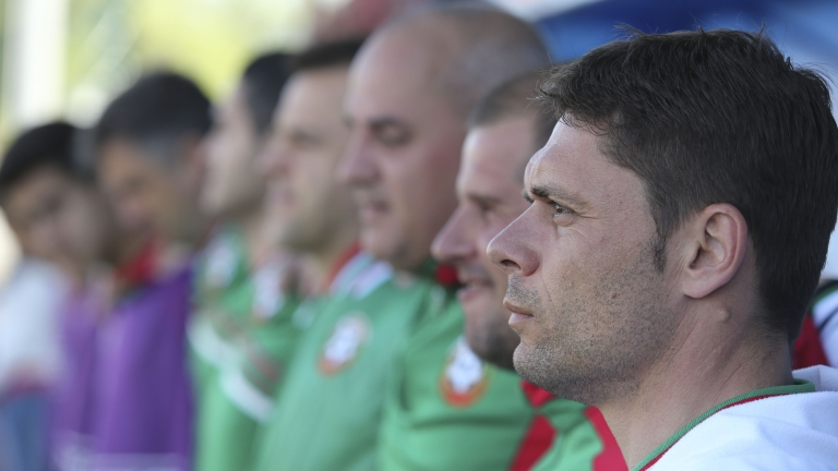 Младежите стартираха със загуба под ръководството на Александър Димитров