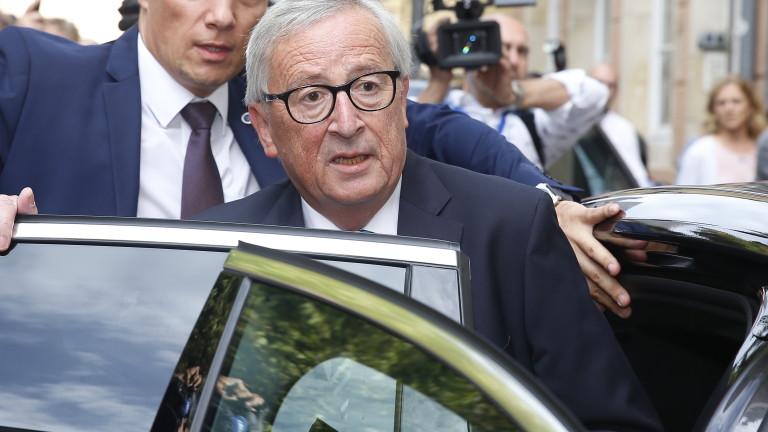 Председателят на Европейската комисия Жан-Клод Юнкер е въвлечен в скандал