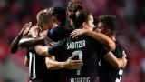"""РБ Лайпциг взе своето в Лисабон, само почетен гол за Бенфика на """"Луш"""""""