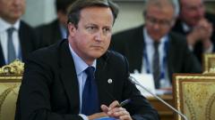 Камерън: Назначаване на Юнкер е безсмислено