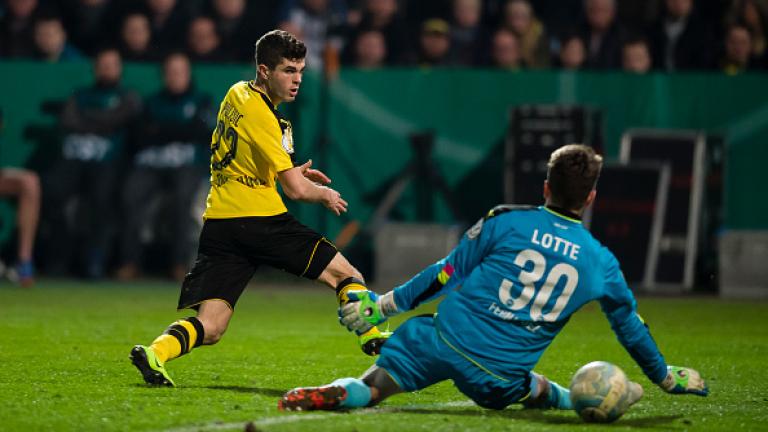 Борусия (Дортмунд) на полуфинал за Купата на Германия