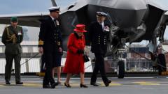 Кралица Елизабет II посреща Байдън на 13 юни