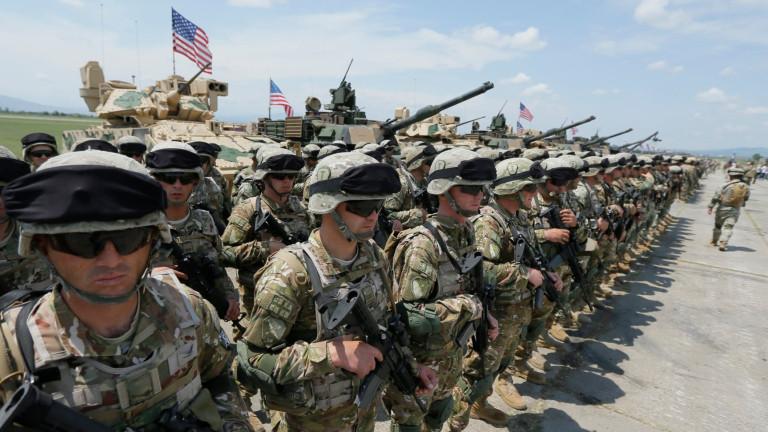 Грузия и САЩ подготвят военни учения за 2019 година