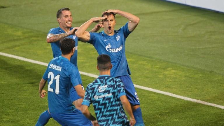Зенит със знаменит обрат! Руснаците заличиха загуба с 0:4, продължават в Лига Европа след 120-минутен екшън!