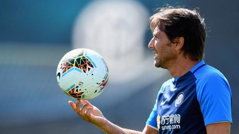 Млад защитник на Интер: Конте е Меси сред футболните треньори