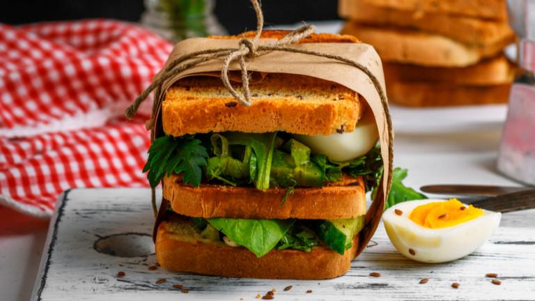 Колкото и да избягваме сандвичите, има варианти, които хем изглеждат