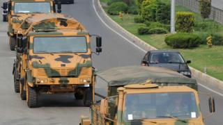 САЩ вече обучават сирийски бунтовници в Турция
