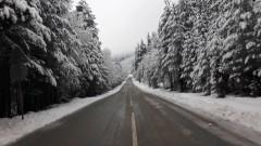 Няма блокирани от снега пътища в Северна България