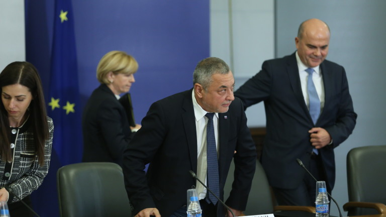 Националният съвет за тристранно сътрудничество (НСТС) обсъди законопроекта на Закона