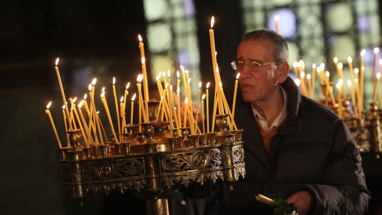 Религиозността у нас е повече социален етикет, отколкото вяра