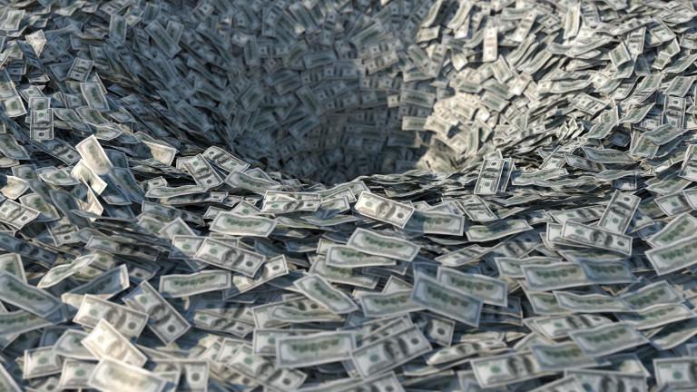 Morgan Stanley: Корпоративният дълг е нараснал с 63% за четири месеца