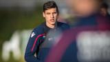 Кирил Десподов: Обичам ЦСКА, ще се радвам някой ден да завърша кариерата си в клуба