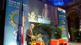 Качеството на въздуха - основен приоритет по време на европредседателството