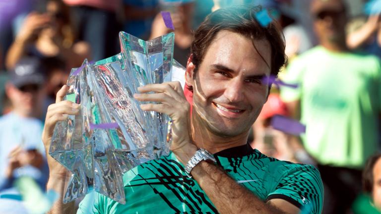 Роджър Федерер покори за пети път Индиън Уелс!