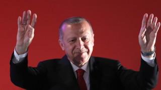 Ердоган оглежда руски изтребители вместо Ф-35